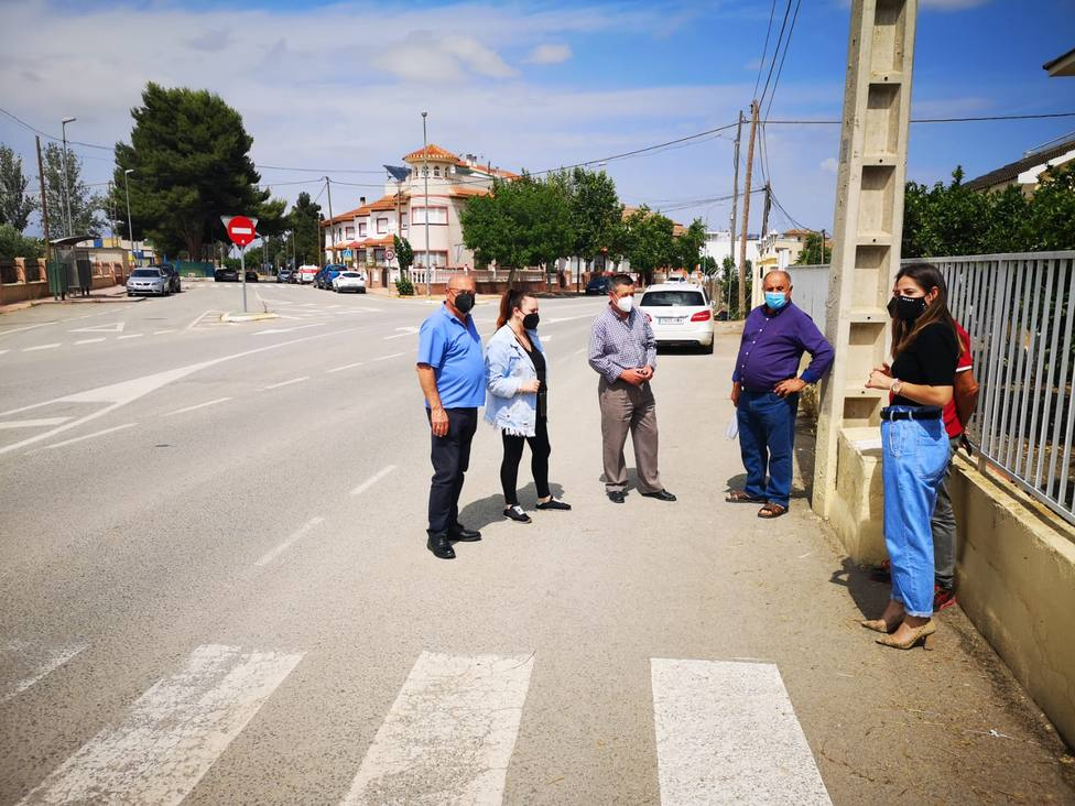 María Rosa García Los presupuestos regionales no contemplan inversiones para el Puerto