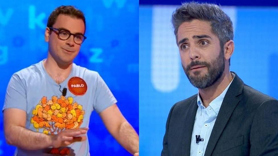 Pablo Díaz y Roberto Leal
