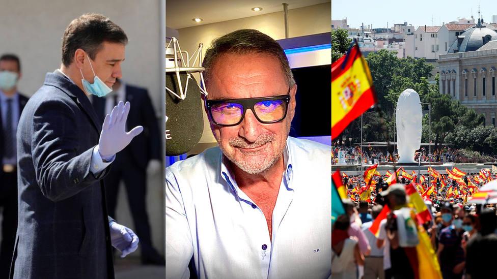 El pronóstico de Herrera sobre lo que ocurrirá en España tras los indultos, entre lo más leído de este lunes