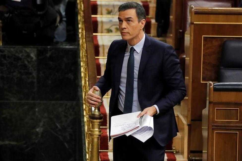 Sánchez informará al Congreso de los indultos la primera semana de julio