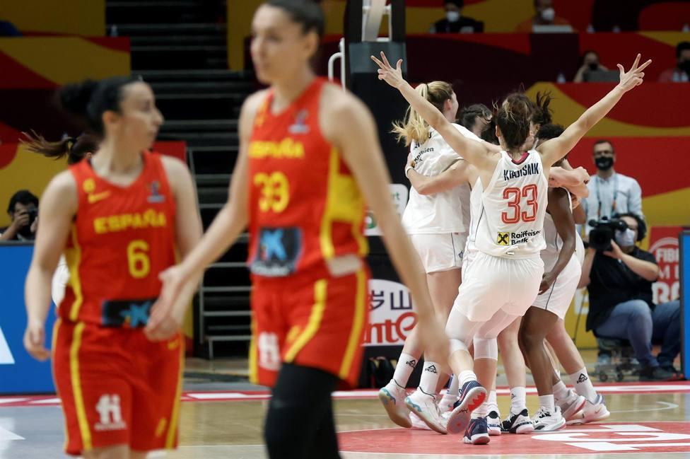 Serbia se impone en la final anticipada del Eurobasket de Valencia