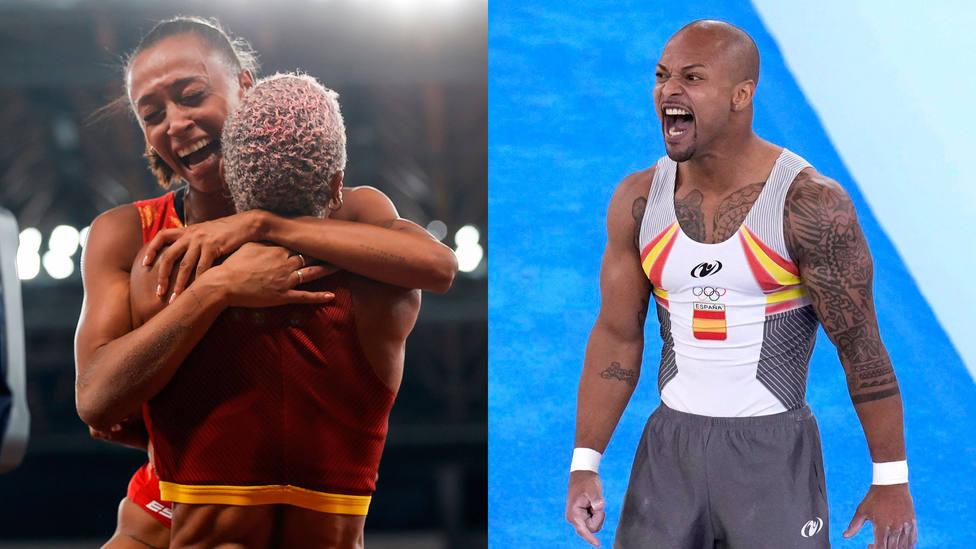Ana Peleteiro y Ray Zapata suman dos medallas más para España este domingo en los Juegos de Tokio