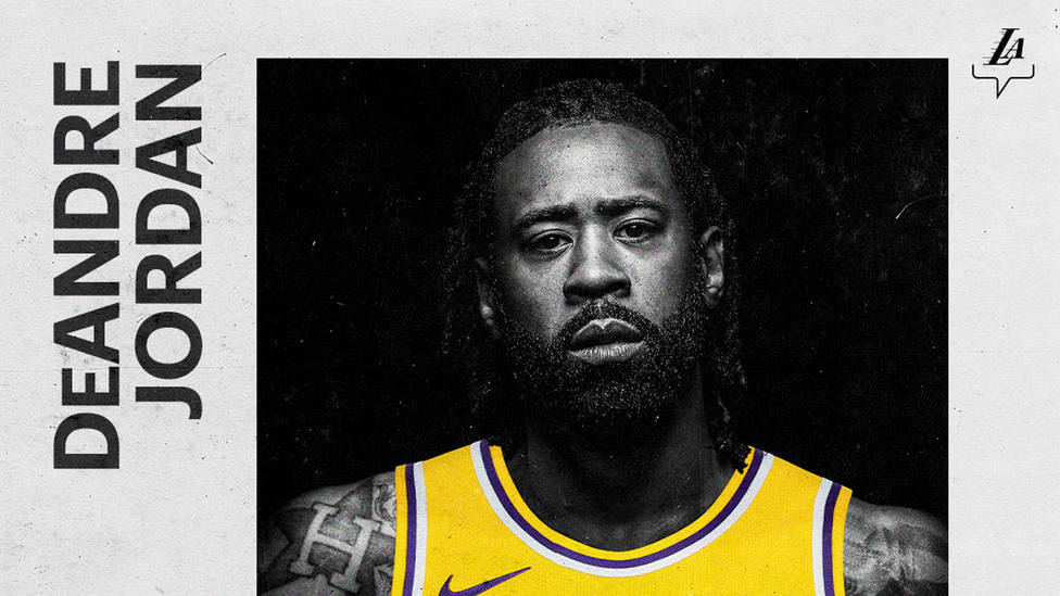 DeAndre Jordan, nuevo fichaje de Los Ángeles Lakers