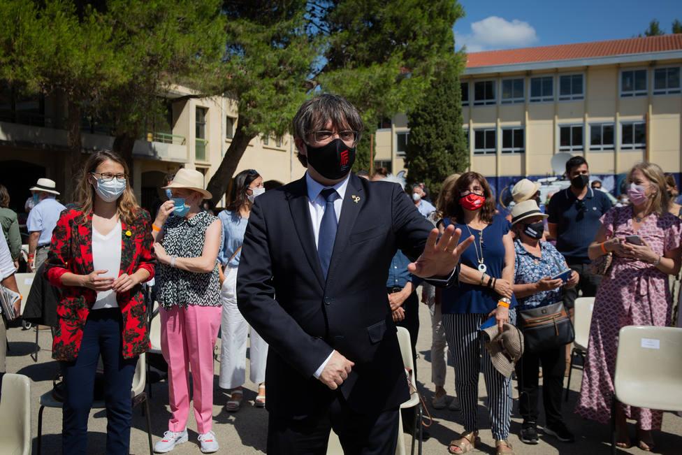 Puigdemont podrá pedir de nuevo cautelares al Tribunal de Justicia de la UE para frenar su extradición