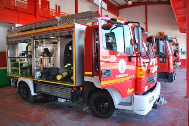 Fallece un varón en el incendio de una vivienda de madrugada en Tocina (Sevilla)