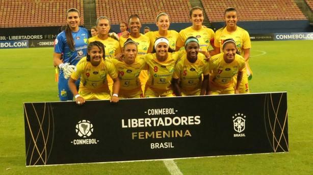 Libertadores femenina