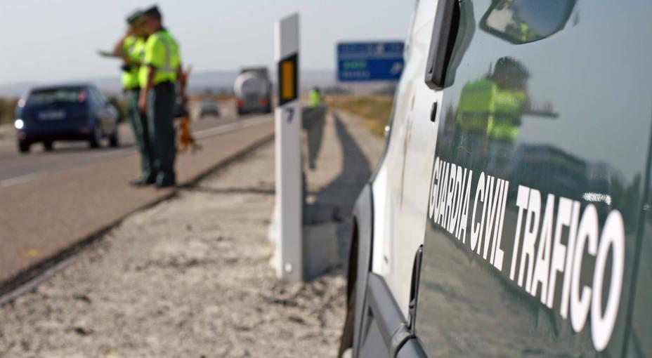 Imagen de archivo de agentes de la Guardía Civil