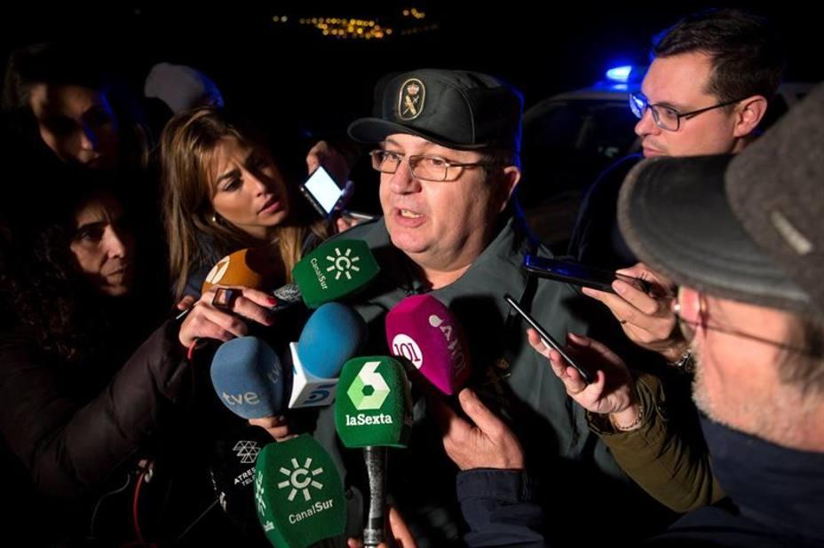 El hermano del niño que cayó a un pozo en Málaga falleció de un infarto