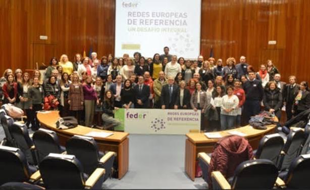 FEDER asegura que Sanidad se ha comprometido a integrar el modelo de Redes Europeas de Referencia en el SNS