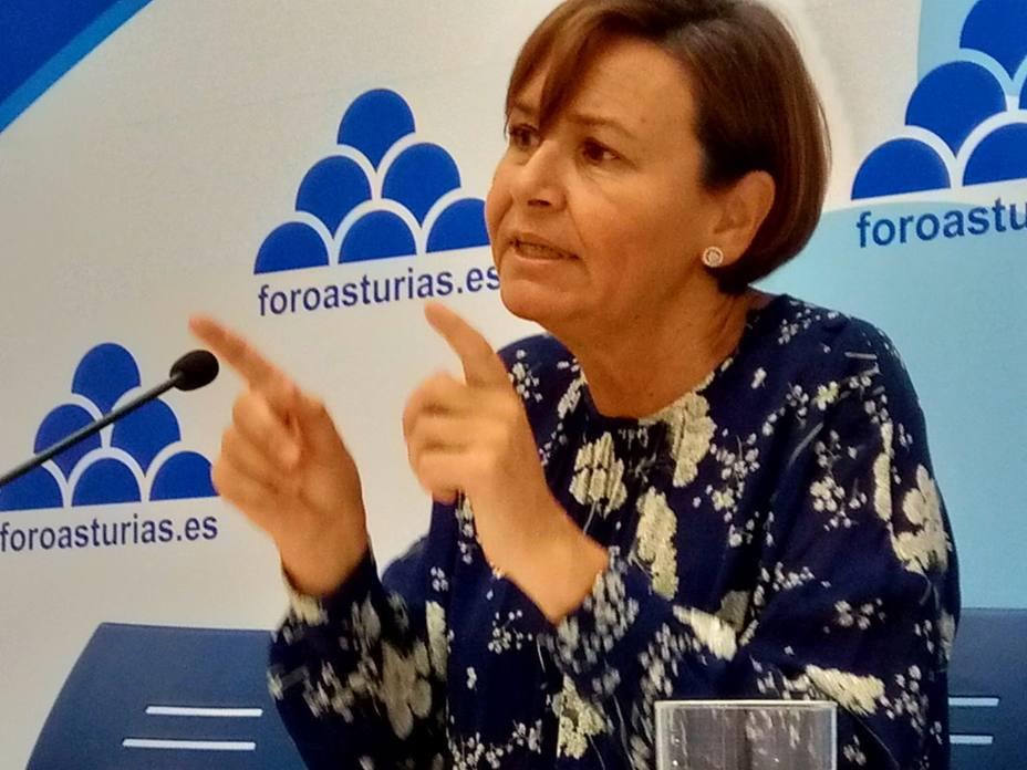 Moriyón (Foro): Los asturianos necesitamos defender la unidad de España contra la amenaza del secesionismo