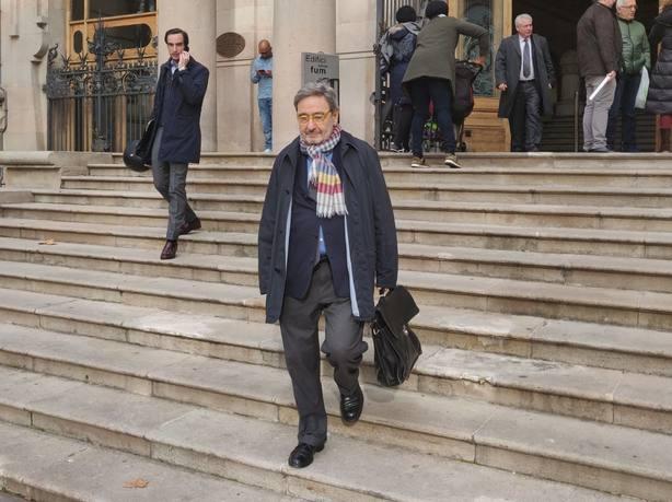 (AMP) Absuelven a Narcís Serra y a los otros 40 acusados por los sueldos de Caixa Catalunya