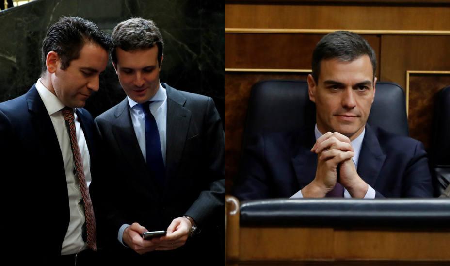 El PP carga contra el Gobierno con un vídeo que protagoniza el propio Sánchez