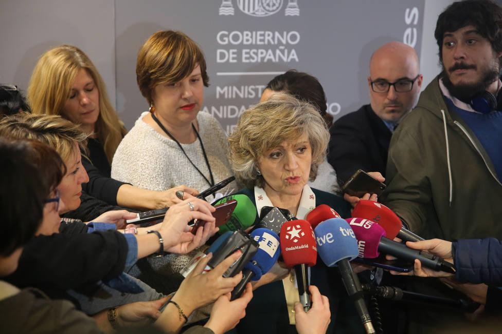 Carcedo sobre la medida del PP para embarazadas en situación irregular: Es un retroceso por el túnel del tiempo