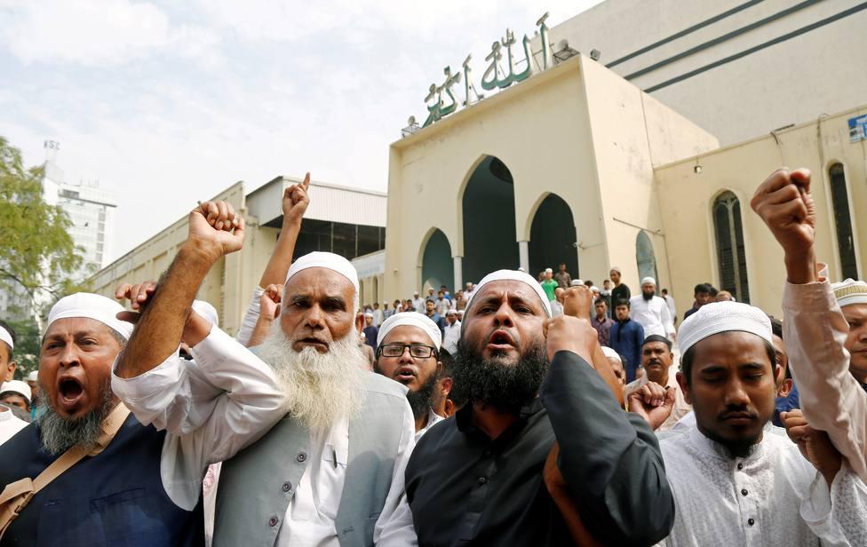 El equipo bangladesí de críquet escapa del ataque a una mezquita de Christchurch