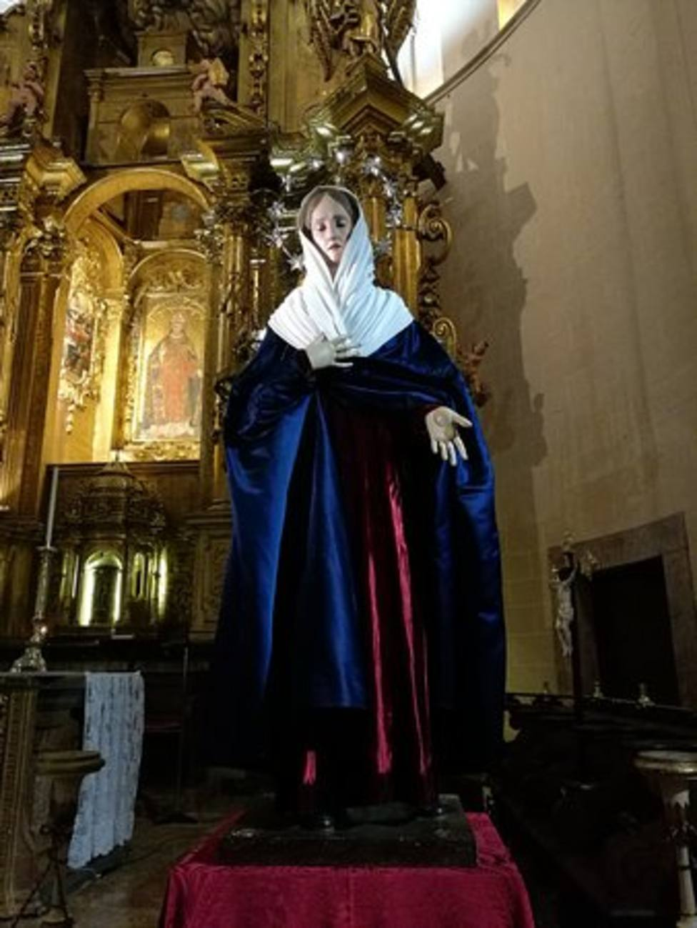 Procesión de la Virgen Dolorosa en Palma a partir de las 21h