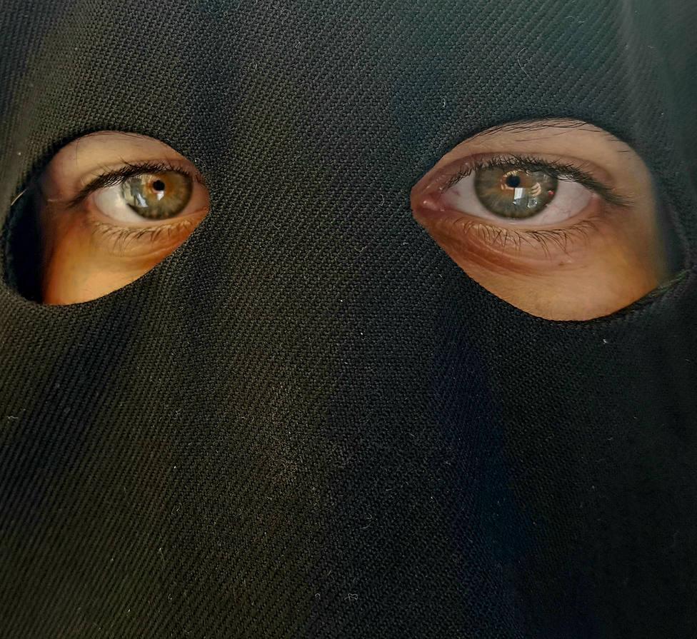 Ojos de nazareno