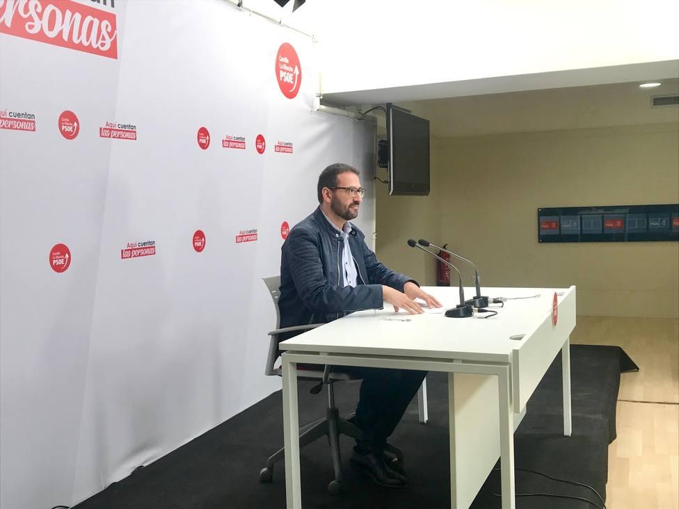 PSOE C-LM celebra que el pacto con Cs consiga gobiernos municipales alineados con la Junta y a salvo de boicots del PP