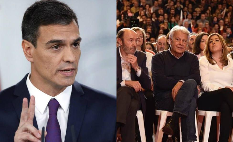 Rosa Díez deja caer el mote con el que un histórico socialista se refería a Pedro Sánchez