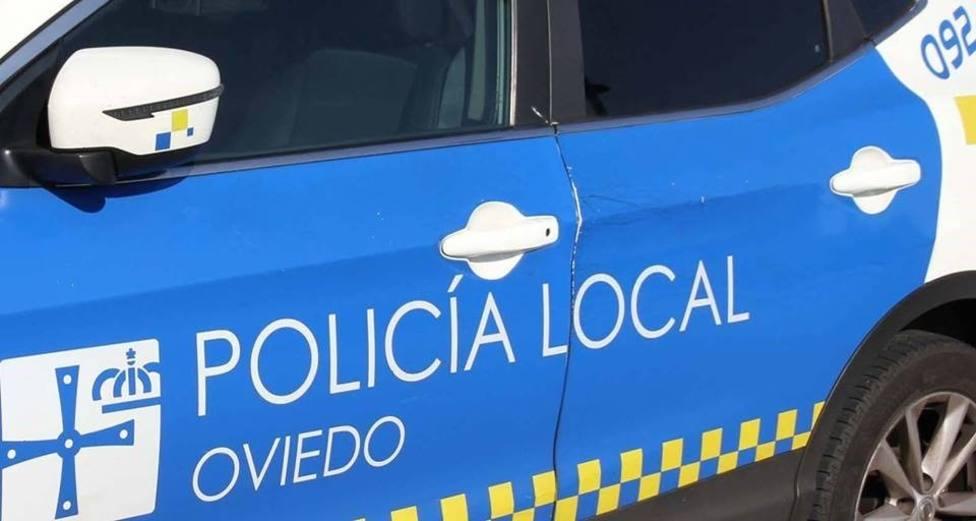 La policía local detiene a un menor por herir a un operario de limpieza
