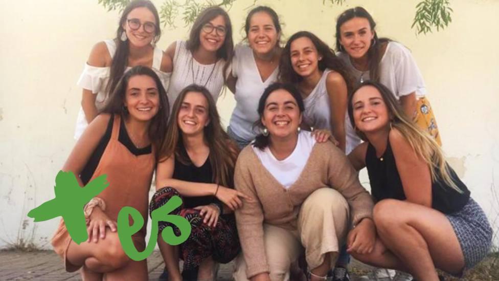 La joven diseñadora de moda que con 22 años entra en el monasterio de Iesu Communio