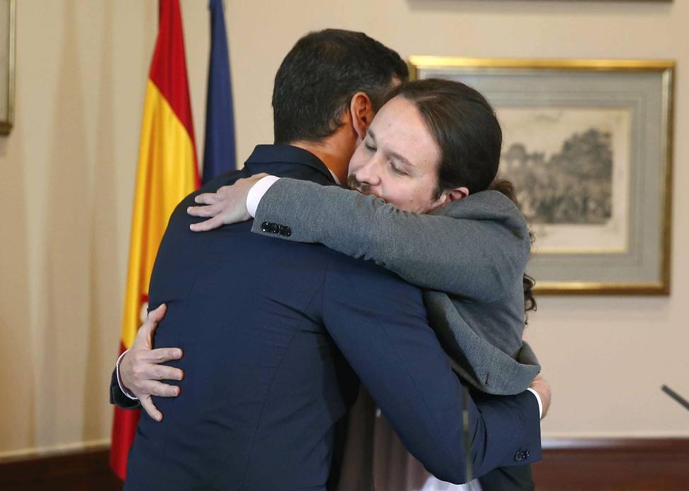 PSOE y Podemos negocian con discreción el programa y el Gobierno de coalición