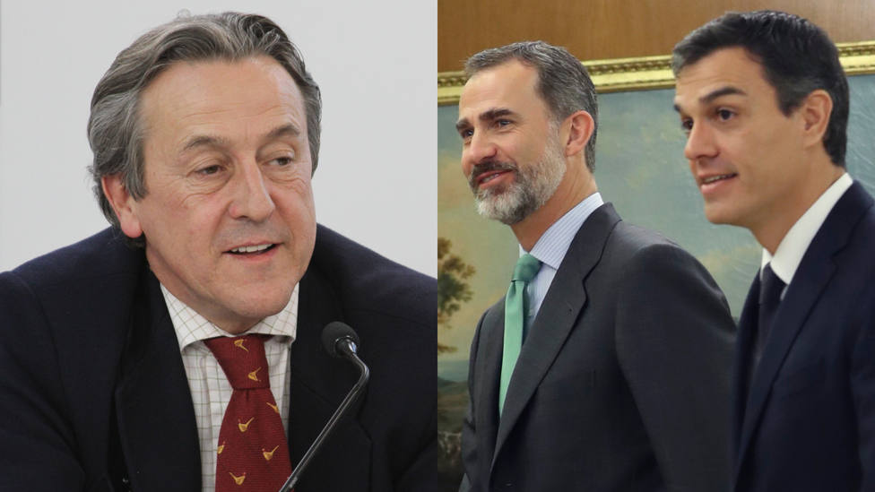 La contundente crítica de Hermann Tertsch a Sánchez por usurpar el sitio del Rey en la Cumbre del Clima