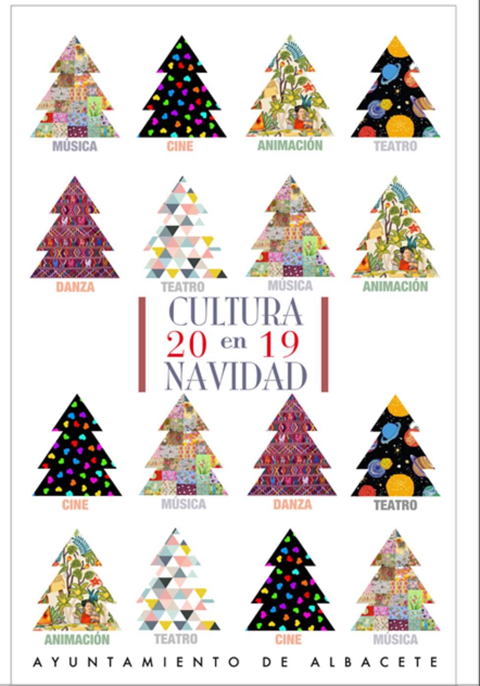 Espectáculos y mucha cultura en la navidad de Albacete