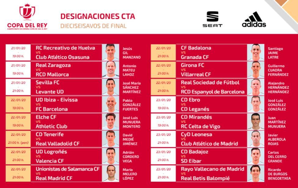 José María Sánchez Martínez dirigirá el Sevilla - Levante