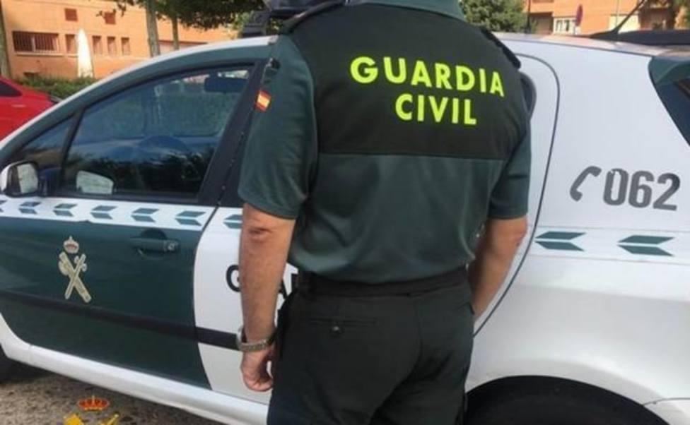 Guardia Civil. Foto: Archivo