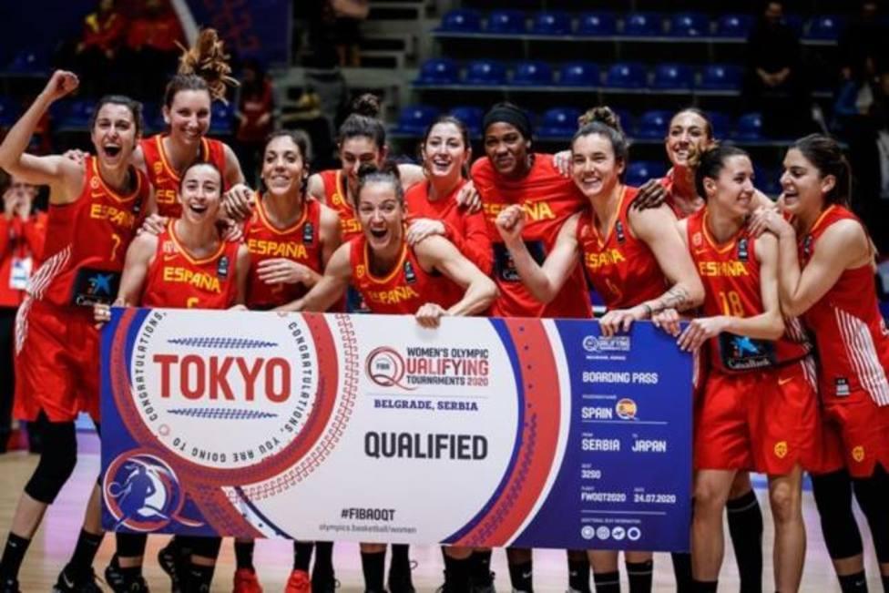 Laura Gil sella con España su clasficación para Tokio 2020
