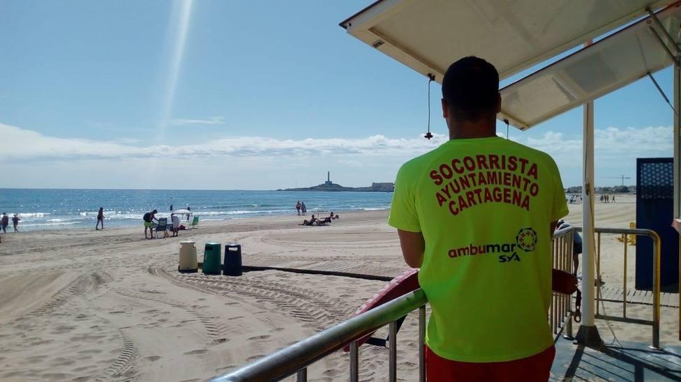 Las playas de la región tendrán 127 puestos de vigilancia, 10 más que en 2019