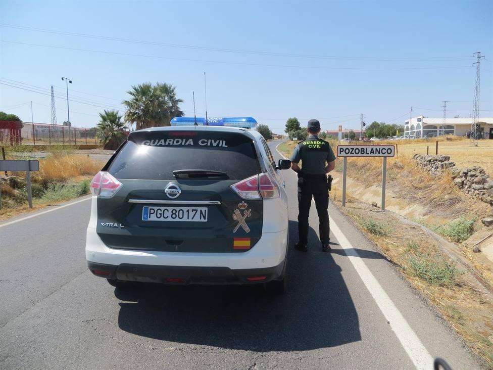 Condenado un vecino de Pozoblanco por atentar contra un guardia civil delante de su hija