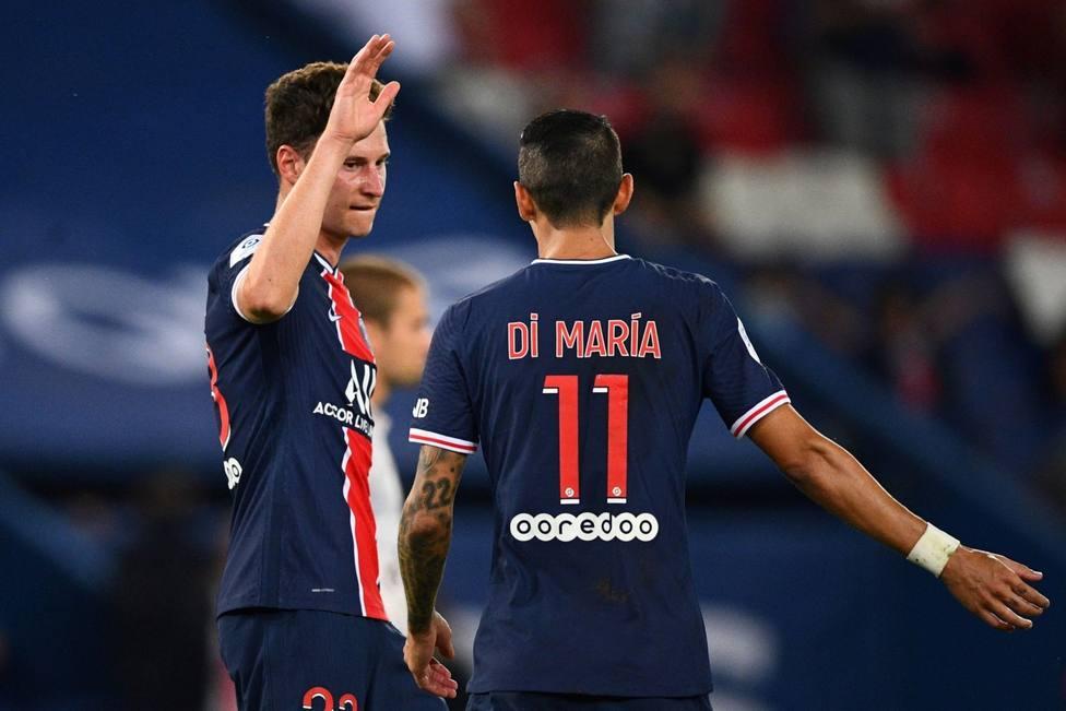 El PSG logra su primera victoria de la temporada ante el Metz sin Neymar