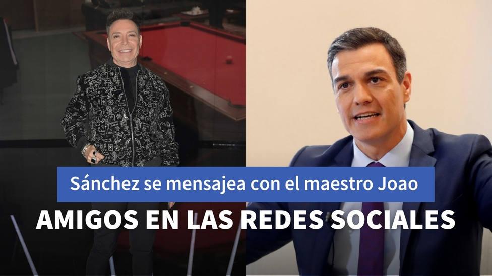 El maestro Joao revela la conversación privada que mantuvo con Pedro Sánchez: Me contestó