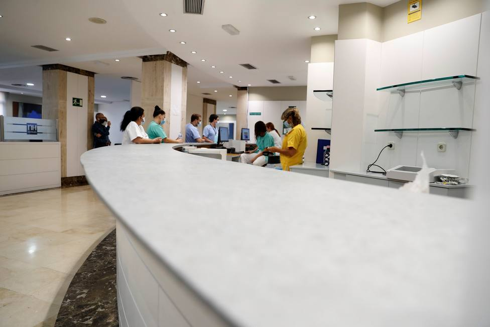 Los hoteles medicalizados de Madrid, preparados para segunda ola de covid-19 con 507 camas disponibles
