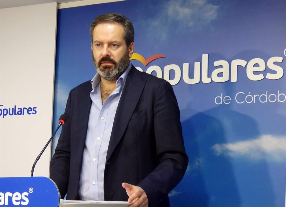 Molina pide al PSOE que decida si arrima el hombro con los presupuestos andaluces o sigue confrontando