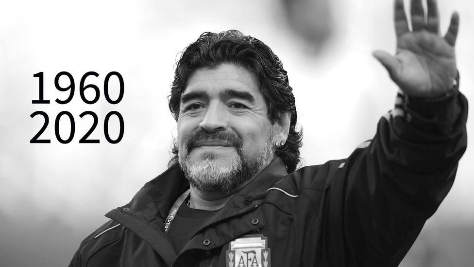 Diego Armando Maradona (1960-2020) | CORDONPRESS