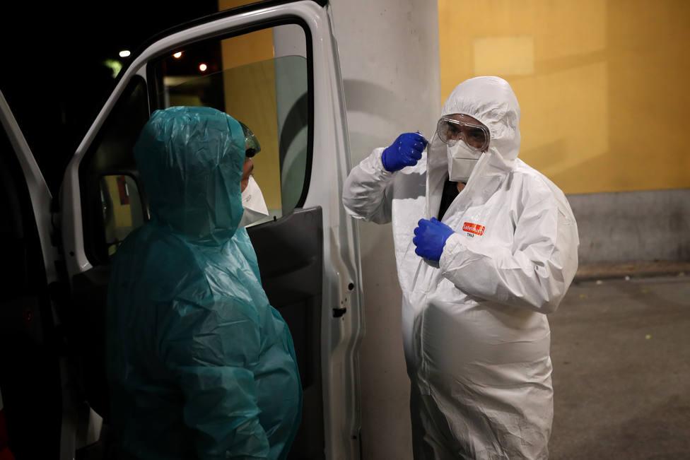 Portugal registra 122 muertes en un solo día, la mayor cifra desde el inicio de la pandemia