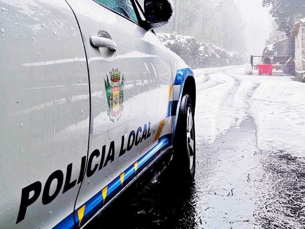 Nieve La Orotava