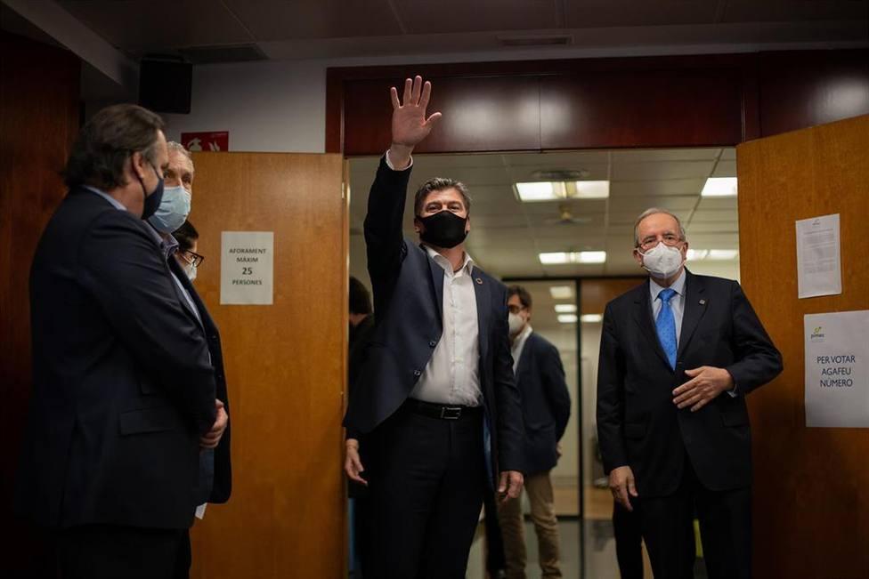 Josep Ginesta es el nuevo secretario general de PIMEC