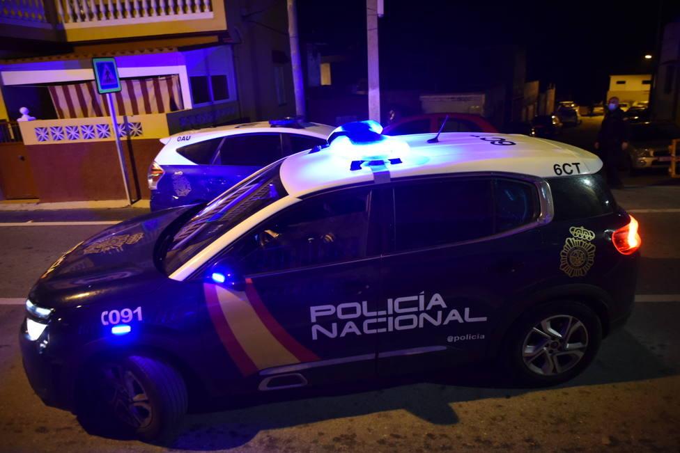 Ceuta incrementa el número de policías en la calle por la situación de la pandemia