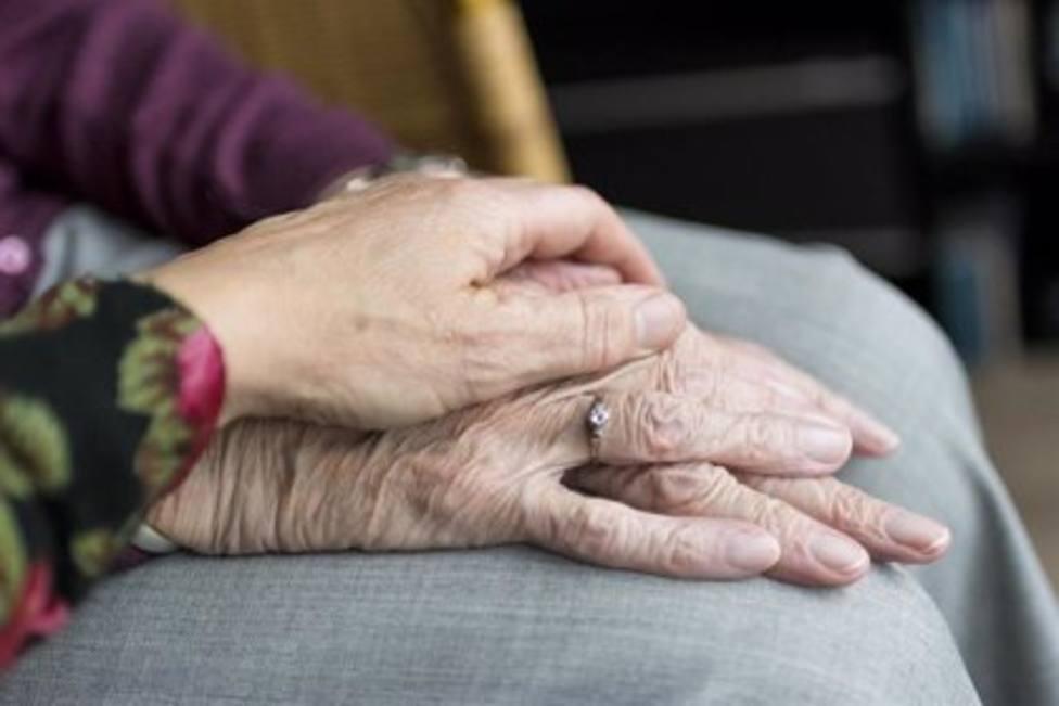 Foto de personas mayores (Europa Press)