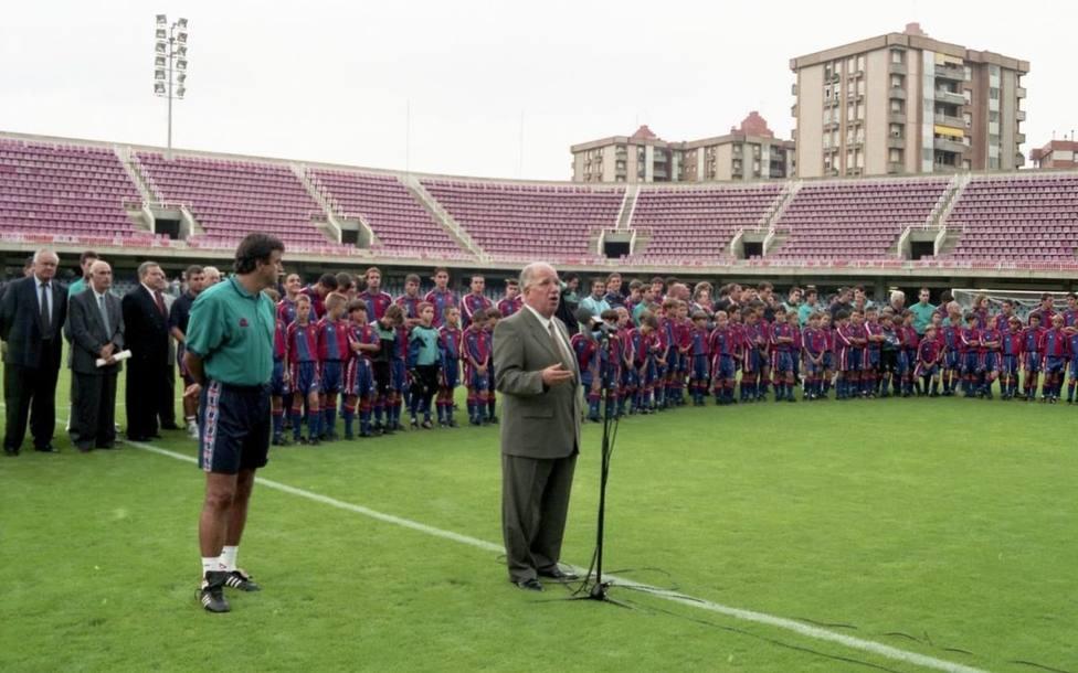 Fútbol.- Fallece Josep Mussons, exvicepresidente del Barça y uno de los padres de la Masia