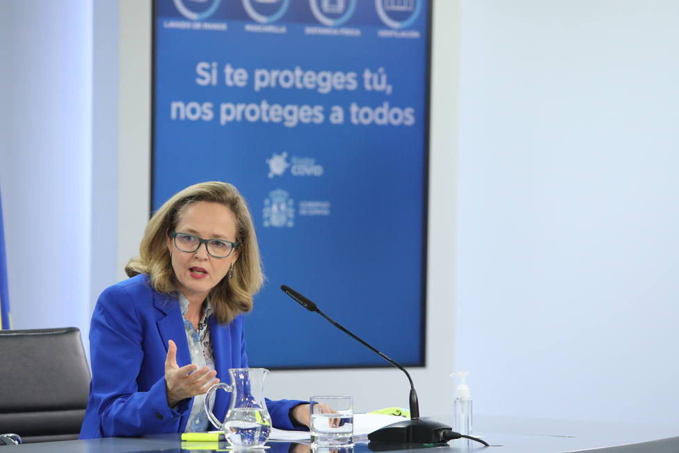 Calviño se reúne con Podemos, ERC y PNV para explicar reformas con fondos europeos