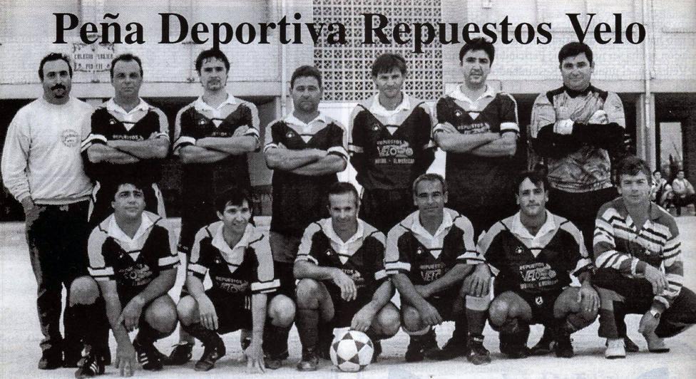 mágenes para el recuerdo en Motril La Peña Deportiva Motril cumple cuarenta y cinco años