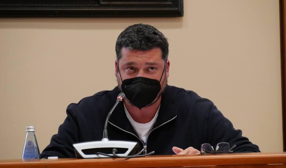 Ramón Fernández es diputado ferrolano del BNG en el Parlamento de Galicia - FOTO: BNG