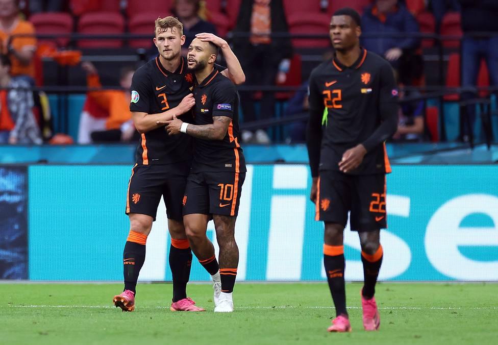Group C North Macedonia vs Netherlands