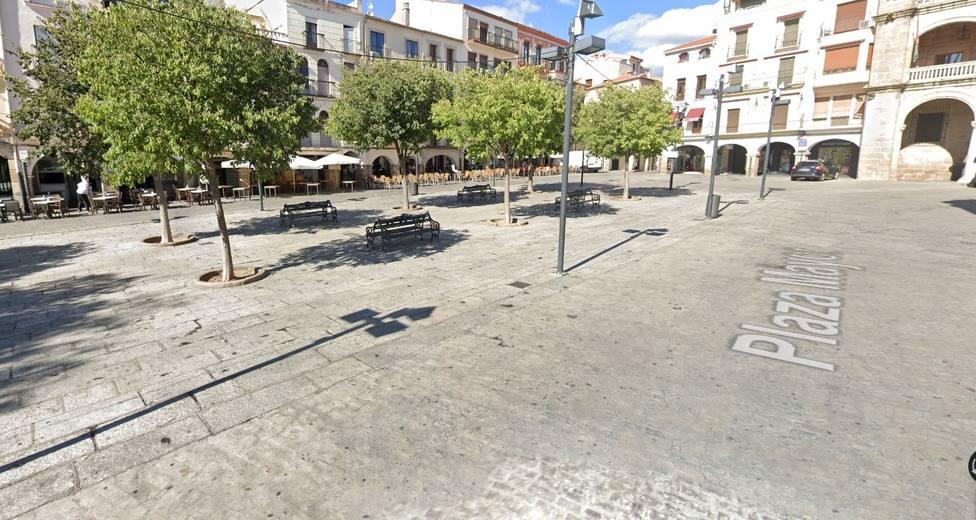 Plaza Mayor, Plasencia