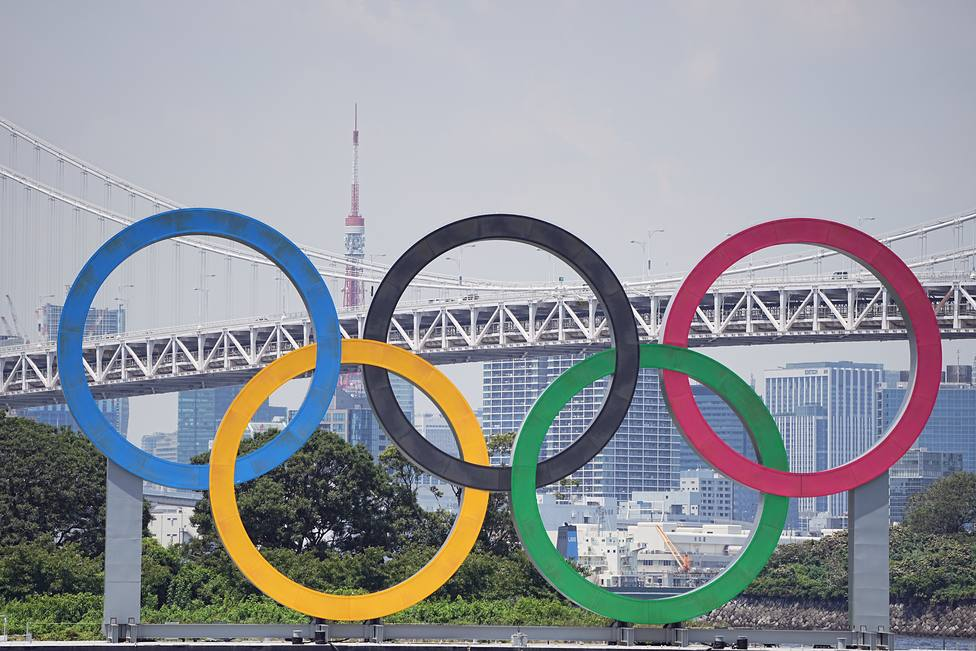 Anillos Juegos Tokyo 2020