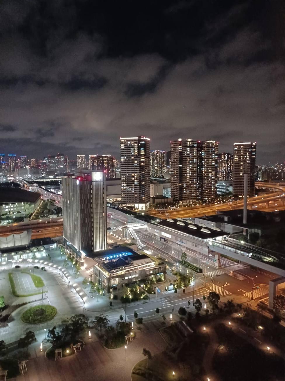 Vistas de Tokio